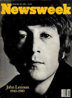 Lennon Newsweek cover